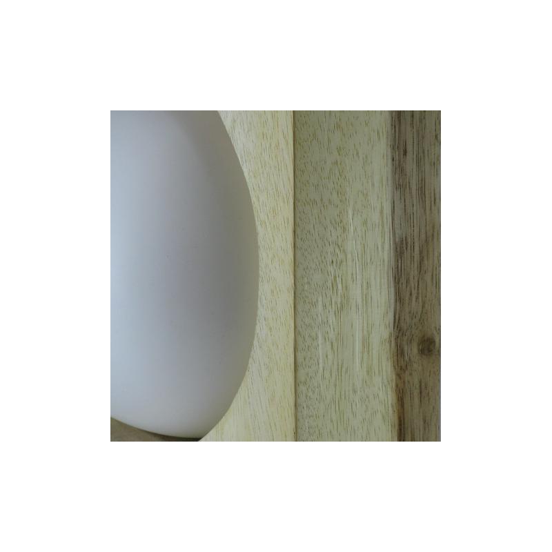 lampe d coration bois maison