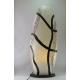 Lampe design resine
