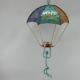 Parachute à suspendre métal