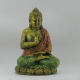 Bouddha méditation artisanat jardin maison