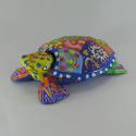 Cendrier tortue bois