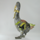 Canard métal artisanat jardin maison