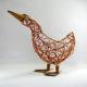 Canard métal artisanat maison