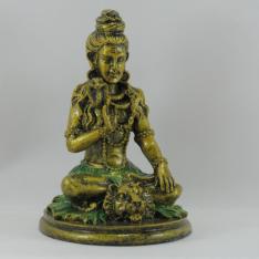 Statuette Shiva artisanat jardin maison