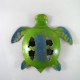 2 Magnets hypocampe-tortue métal