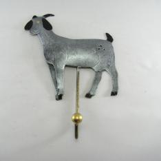 Patère Chèvre métal