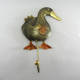 Patère canard métal