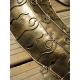 Décor mural salamandre -réalisation artisanale en métal