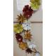 Décor floralie murale multicolor