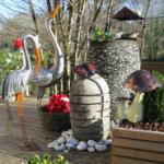 obet décoration jardin exterieur
