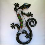 decor-jardin-salamandre-metal
