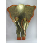 decor mural elephant